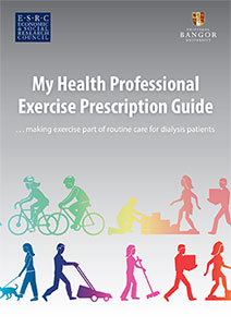 Cover of My Health Professional Exercise Prescription Guide